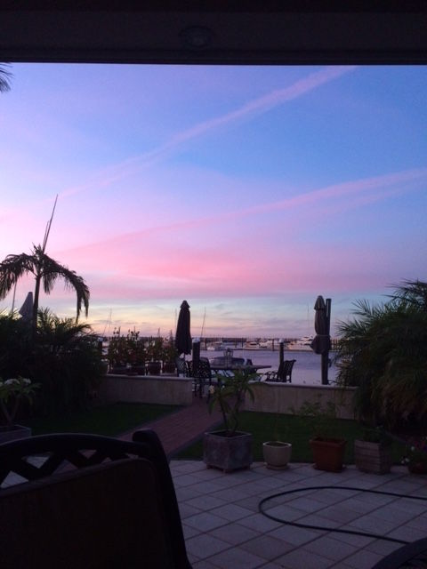 Click for popup of 81-sunset-over-our-backyard-marina.jpg
