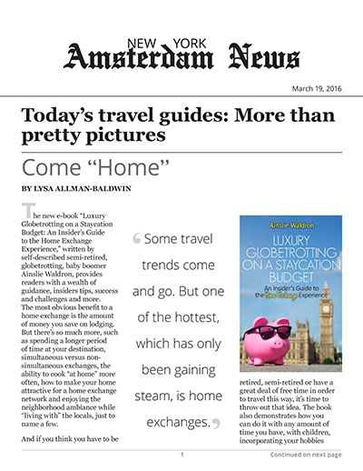 Today's travel guides: More than pretty pictures